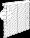 1 Inch Aluminum Blind System