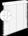 2 Inch Aluminum Blind System