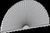 honeycomb shade arch option