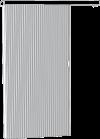 honeycomb shade verti-cell option