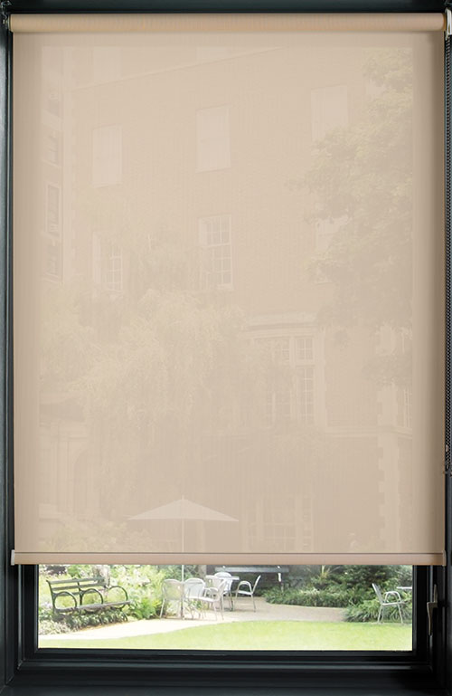 roller shades translucency sample