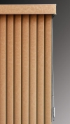 vertical blind cord and chain option