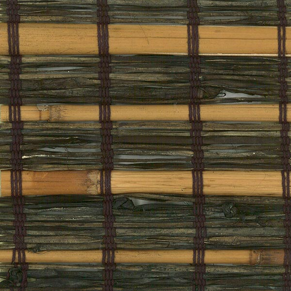 bamboo woven wood kokomo storm reed sample